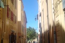 Trois Fenetres, Marseille, France