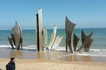 Omaha Beach Memorial Museum, Saint-Laurent-sur-Mer, France