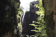 Les Gorges de la Langouette, Les Planches-en-Montagne, France