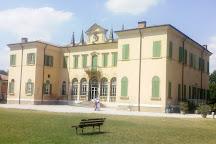 Parco di Villa Buri, Verona, Italy