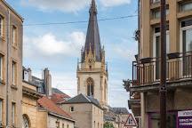 Eglise Saint Martin, Metz, France