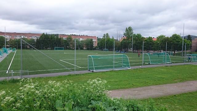 Kalbakkenfeltet fotballanlegg