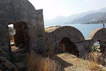 Fortress Spinalonga, Elounda, Greece