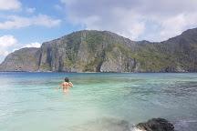 Tapiutan Beach, El Nido, Philippines