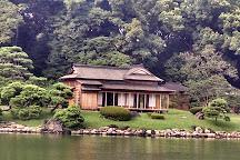 Hama Rikyu Gardens, Chuo, Japan