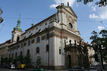 The Church of St. Ignatius, Prague, Czech Republic