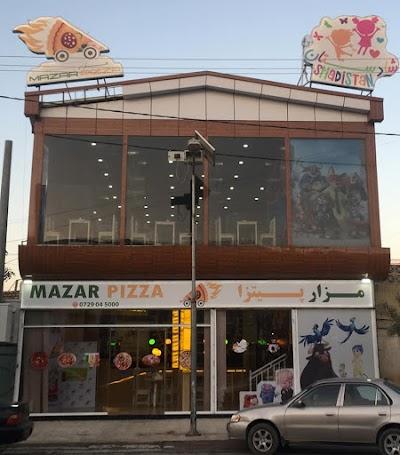 Mazar Pizza