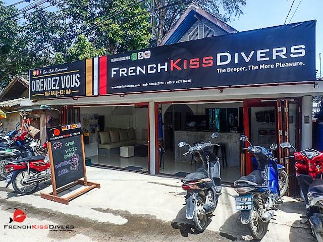 French Kiss Divers - Koh Tao - Mae Haad