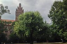 Das Oberlandesgericht Munchen, Munich, Germany
