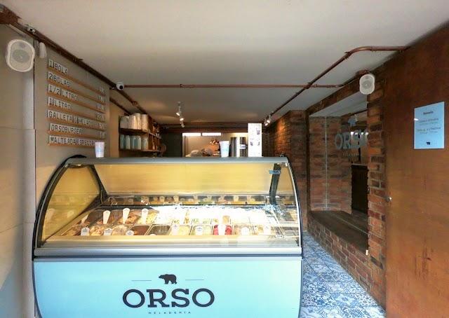 Orso Heladeria - Calle 81