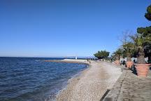Svetilnik Beach, Izola, Slovenia