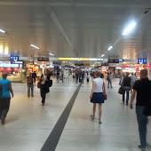 Железнодорожная станция  Düsseldorf Hbf