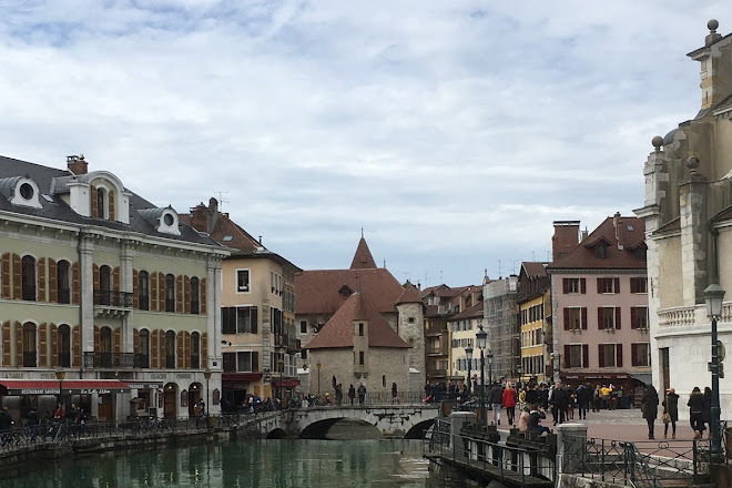 Annecy City Tour, Annecy, France