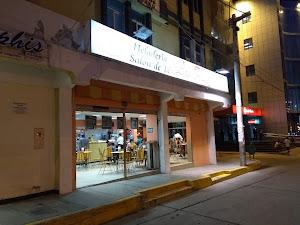 Heladería Salón de té La Plaza 1