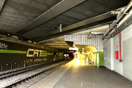 Wien Mitte Landstraße (City Airport Train)