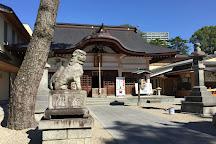 Tatsuki Shrine, Okazaki, Japan