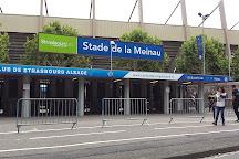 Meinau stadium, Strasbourg, France