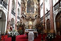 Church of St. James, Prague, Czech Republic