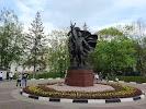 Памятник Победы, улица Победы на фото Белгорода