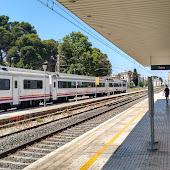 Железнодорожная станция  Salou