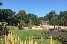Vander Veer Botanical Park, Davenport, United States