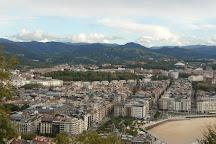 Cristina Enea Park, San Sebastian - Donostia, Spain