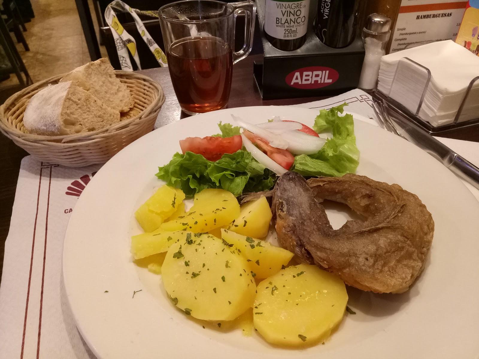 Restaurante-Cafetería Triskel