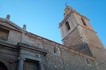 Iglesia Nuestra Senora de la Asuncion, Chinchon, Spain
