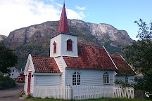 Undredal Stave Church, Undredal, Norway