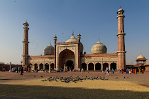 Jama Masjid, New Delhi, India