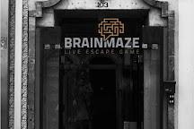 Brain Maze, Coimbra, Portugal