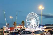 Luna Park, Argeles-sur-Mer, France