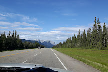 Jasper Hinton Zip Line, Jasper National Park, Canada