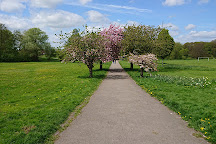 Chaddesden Park, Derby, United Kingdom