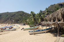 Playa Rinconcito, Mazunte, Mexico
