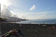 Playa San Telmo, Puerto de la Cruz, Spain