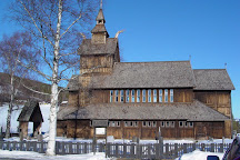 Uvdal Stave Church, Uvdal, Norway