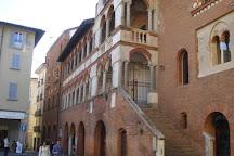 Piazza della Vittoria, Pavia, Italy