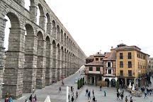 Segovia Aqueduct, Segovia, Spain