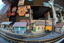 Medina Toy & Train Museum, Medina, United States