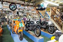 Murrays Motorcycles Museum, Santon, United Kingdom