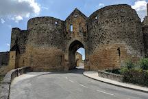 Les Graffiti de la Porte des Tours, Domme, France