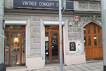 BOHO Vintage Concept Store, Prague, Czech Republic