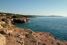 Playa La Savinosa, Tarragona, Spain