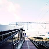 Железнодорожная станция   Gdynia