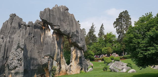Stone Forest Scenic Area