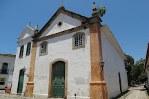 Church of Our Lady of the Rosary and Saint Benedict, Paraty, Brazil