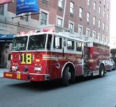 FDNY Squad 18 new-york-city USA