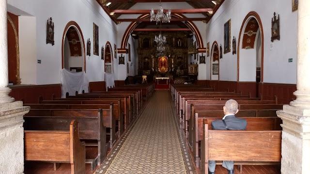 Iglesia Santa Barbara Centro