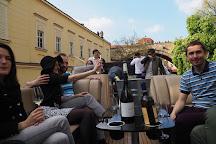 Wine Boat, Prague, Czech Republic